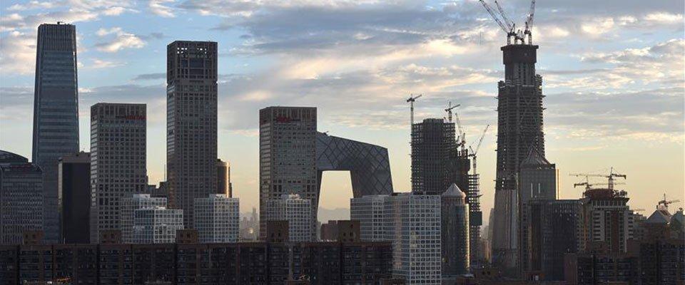 سیم بکسل Gustav Wolf برای ساختمان های بلند جدید Z15 در پکن